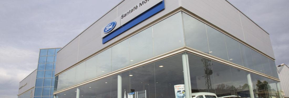 Concesionario Ford en Ejea de los Caballeros
