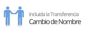 Multicentro Santafé, incluida la transferencia de cambio de nombre