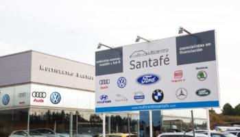 Multicentro Santafe servicio de venta multimarca